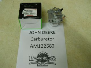 John Deere Carburetor For A F725 front mount mower AM122682