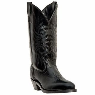 laredo 4240 men s black paris western boots size 14 w