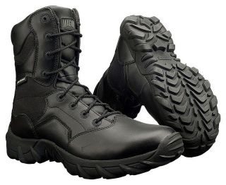 Magnum 5375 COBRA 8.0 WPI Black Mens Waterproof Work Boot Shoe NIB New