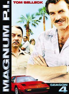 Magnum P.I.   The Complete Fourth Season DVD, 2006