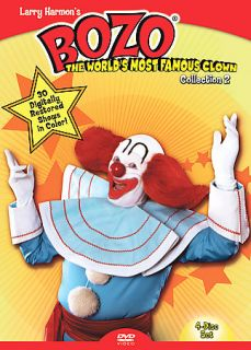 Larry Harmons Bozo The Worlds Most Famous Clown   Collection 2 DVD