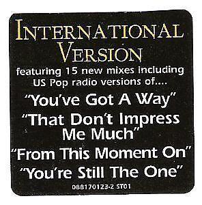 Entertainment Memorabilia  Music Memorabilia  Country  Stickers