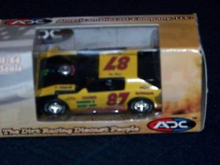 64 scale tim rock diecast dirt late model time