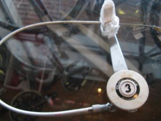 Shimano 333 Click Stick muscle bike shifter 3 speed NOS huffy murray