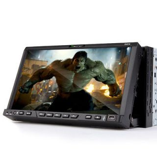 Eonon 7 HD LCD TV In Dash Car 2Din iPod iPhone FM Stereo DVD Player