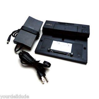 NEW Dell E PORT Latitude E6320 E6420 DockStation PW380 PR03X