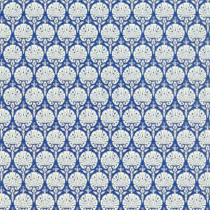 doll house wallpaper art nouveau ottoma n blue h92 time