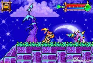 Tak 2 The Staff of Dreams Nintendo Game Boy Advance, 2004