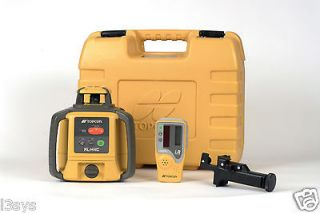 New Topcon RL H4C DB Rotary Laser Level with Priority Shipping