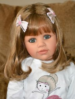 masterpiece doll rose by monika peter leicht 34 from canada