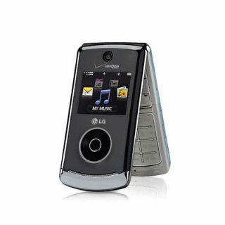 newly listed verizon lg vx8560 chocolate 3 cell phone black silver b