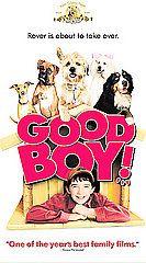 Good Boy VHS, 2004, Bonus Featurette