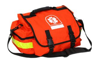 personal trauma bag emt ems paramedic w o contents time
