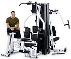 Parabody 425 Home Gym Exercise 4 Station Multi Function