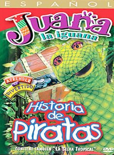 juana la iguana historia de piratas good dvd time left