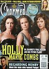 HOLLY MARIE COMBS 6/06 CHARMED Mag #11 ROSE McGOWAN ALYSSA MILANO