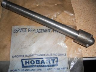 hobart meat tenderizer back shaft item hob0 ten 105 time
