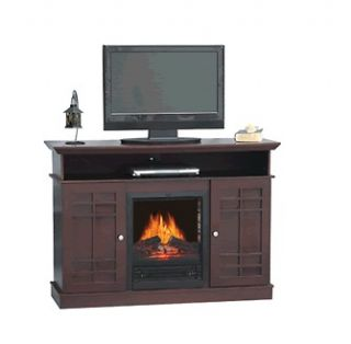 Kozy World Providence Electric Fireplace Heater / Entertainment Center
