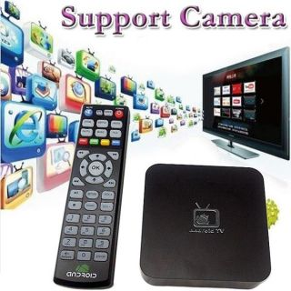 Android 4.0 TV Box Media Player Google Smart TV 1080P HDMI WIFI