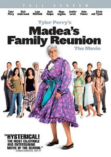 Madeas Family Reunion DVD, 2006, Full Screen