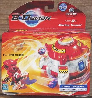 2005 HASBRO B Daman Battle TARGET SWEEPER In Box Bdaman SEALED