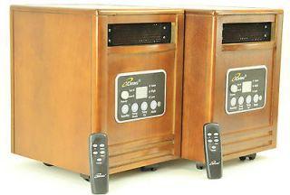Brand New iLiving Infrared Quartz Space Heater 1500W USA USA USA