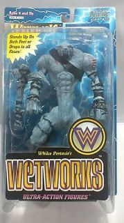 Whilce Portacios Wetworks WEREWOLF Figure Blue/Grey Variant McFarlane