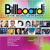 Billboard Latin Music Awards 2001 CD, Apr 2001, Sony BMG