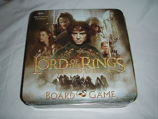 The Lord Of The Rings Board Game in Fantasy Board Games