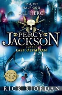 percy jackson and the olympians in Children & Young Adults