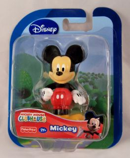 fisher price mickey mouse clubhouse mickey figurine new time left