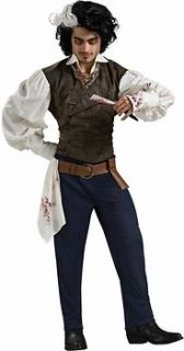 Adult Deluxe Sweeney Todd Halloween Holiday Costume Party (Size