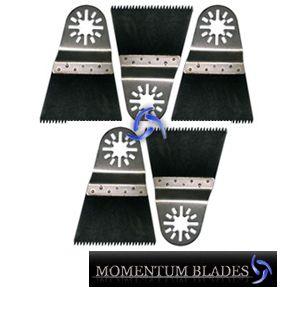 20 Japan Wide Blades for Oscillating Tools Fein Multimaster Bosch