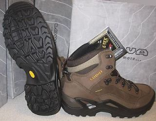 lowa mens renegade gtx mid boots 310945 4554 sepia size 10