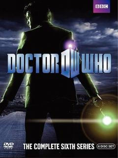 Doctor Who The Complete Sixth Series DVD, 2011, 6 Disc Set