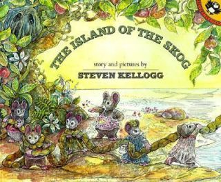 the island of the skog by steven kellogg 1993 paperback