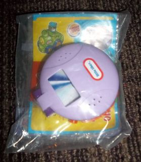 2005 little tikes burger king under 3 toy cd player