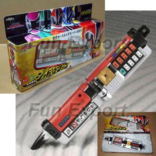 Power Rangers Samurai Samuraizer Morpher SHODOPHONE Shodo Phone Pen