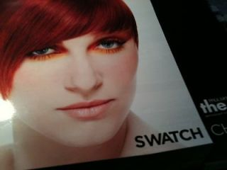 paul mitchell the color paper swatch chart time left $
