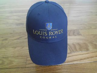 Newly listed Louis Royer Cognac Louie Hat, Adjustable Size, New With