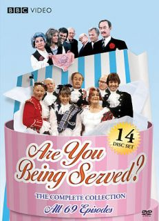 Are You Being Served The Complete Collection DVD, 2009, 14 Disc Set