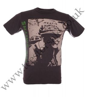 the smiths morrissey meat is murder rock icons tshirt more