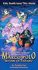 Marco Polo Return to Xanadu VHS, 2004