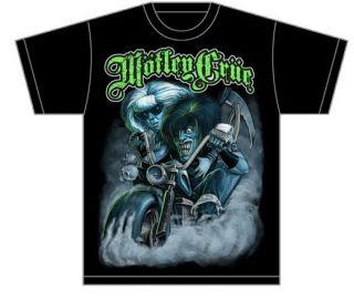 motley crue biker allister t shirt new