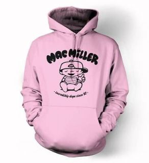 Mac Miller Incredibly Dope since 82 Hoodie High Life ymcmb hooded