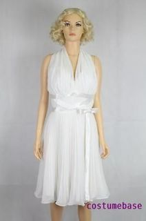 marilyn monroe white dress in Costumes, Reenactment, Theater