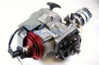 49CC 2 STROKE HIGH PERFORMANCE ENGINE MOTOR POCKET MINI BIKE SCOOTER