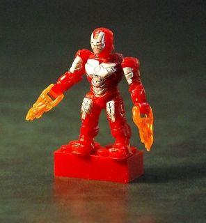 Marvel Mega Bloks Series 2 Iron Man Mark V Common Avengersrule2002