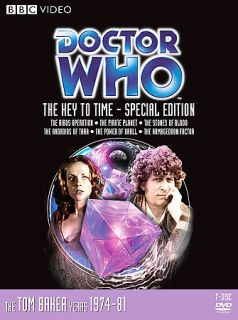 Doctor Who   The Key to Time The Complete Adventure DVD, 2009, Special