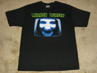marilyn manson shirt in Clothing,